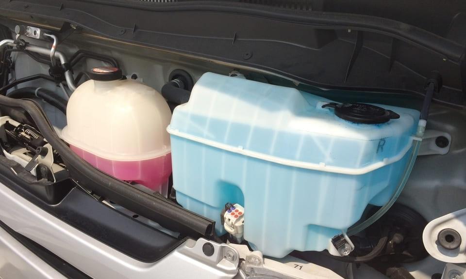 冷却水 交換