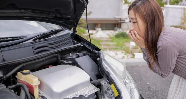 エンジンオイル漏れ 対処法