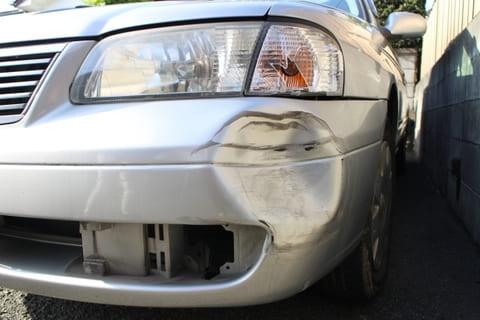 車修理 バンパー