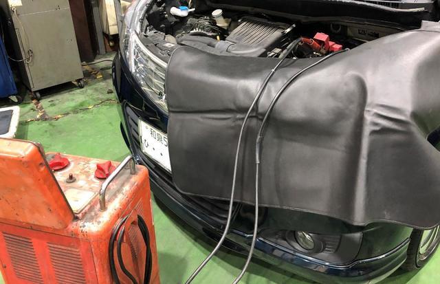 バッテリー上がり ガソリンスタンド 費用