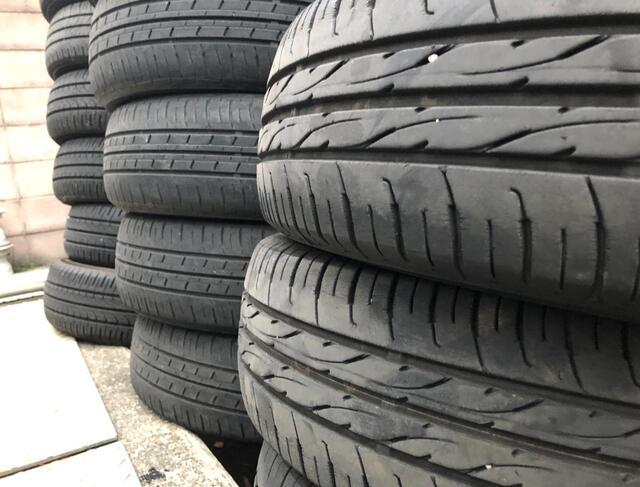 タイヤ ひび割れ 原因