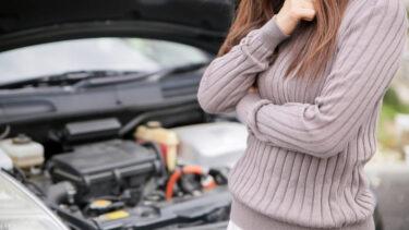 車のバッテリー上がりはアイドリングでも充電される?走行しないとダメ?