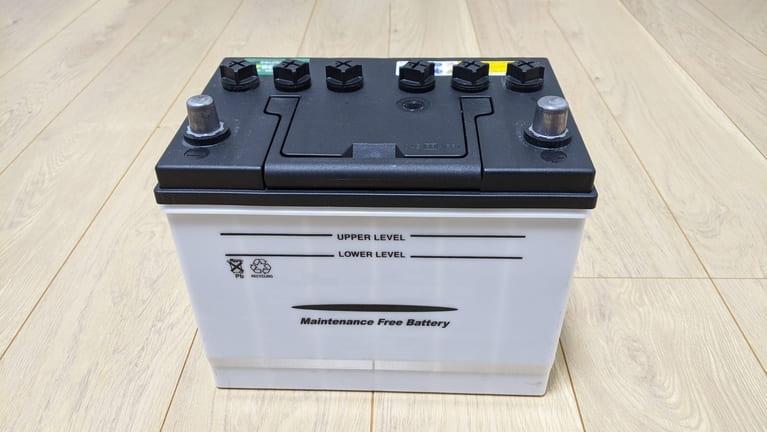 車 バッテリー 充電方法