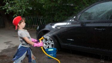 車の水洗い洗車方法|プロが教える意外と知られていない本当のやり方大公開
