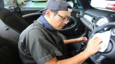 車内清掃のやり方完全ガイド|おすすめのグッズ9選と自分で行う掃除のポイント
