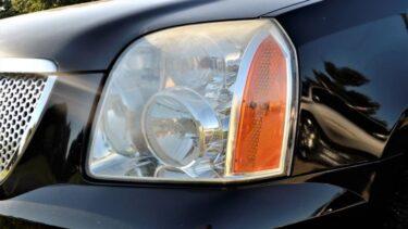 ヘッドライトの黄ばみは内側と外側のどちらが原因しているの?にプロがお答えします!